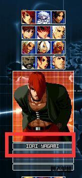 MUGEN游戏中怎么查看游戏中的角色出招