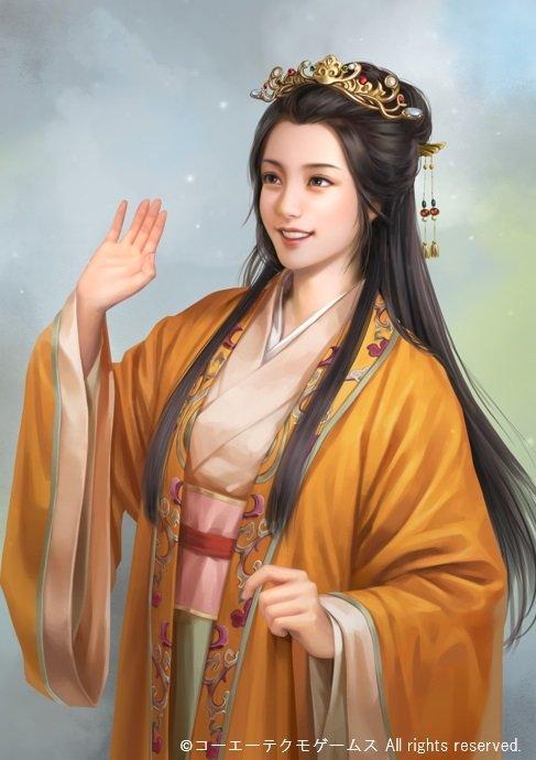 公孙瓒之妻登场《三国志14》新增女武将【侯氏】介绍