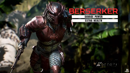《铁血战士:狩猎场》新演示公开 2020年4月24日发售