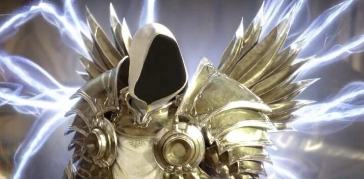 泰瑞尔大天使的牺牲,暗黑破坏神3场景动画
