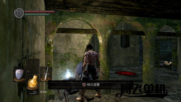 《黑暗之魂重制版》新手图文攻略(城外不死镇一)