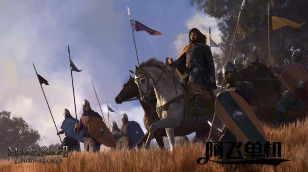 骑马与砍杀2攻略:部队阵型排列及运用心得