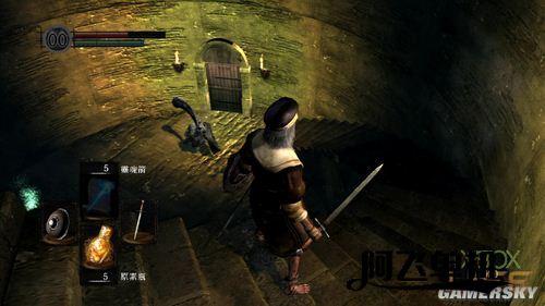 《暗黑之魂》图文攻略第二篇(传火祭祀场、城外不死镇)