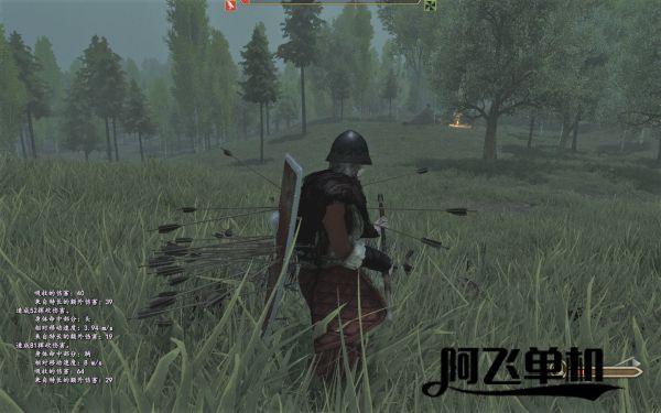 《骑马与砍杀2霸主》全伤难度单刷绿林营地技巧