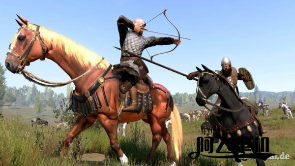 《骑马与砍杀2霸主》骑射流玩法指南 骑射流怎么玩