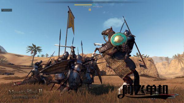 《骑马与砍杀2霸主》前中期发展思路与兵种选择