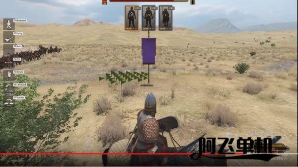 《骑马与砍杀2霸主》实用操作技巧