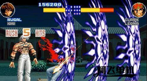 街机HACK《拳皇98ECK降龙体验版》带中文模拟器