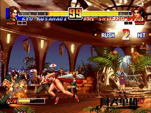 MUGEN《拳皇96-高级版》
