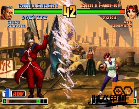 【拳皇98AE版】带中文模拟器