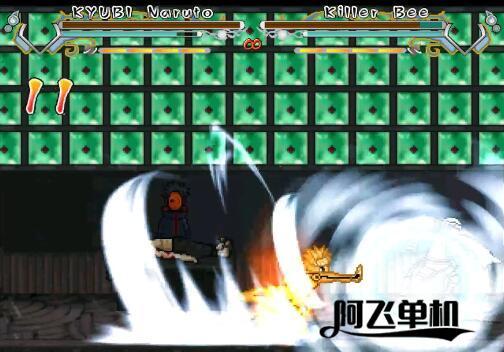 MUGEN《火影忍者-晓决战忍界5》