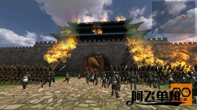 《骑马与砍杀风云三国2.8》MOD游戏下载