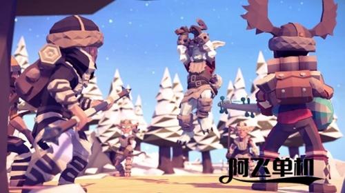 Epic喜加一:免费领好评roguelike《为了国王》
