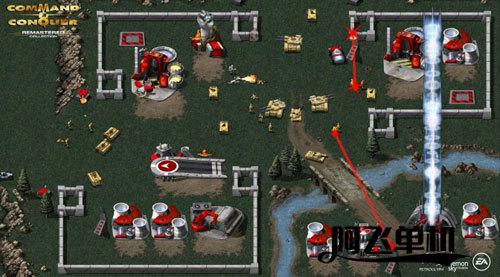 《命令与征服:重制版》内容透露,原版被砍掉的单位将会出现