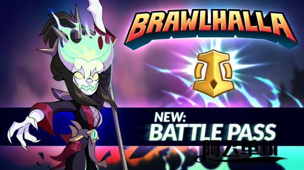 《格斗哈拉》推出BATTLE PASS前往阴森黑暗的恶魔岛吧!