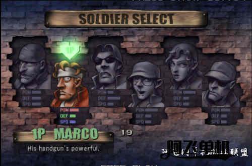 PSP《合金弹头合集1-6》带中文模拟器