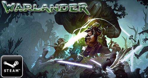 黑暗奇幻ARPG《狂战士》Steam版上市日期公布