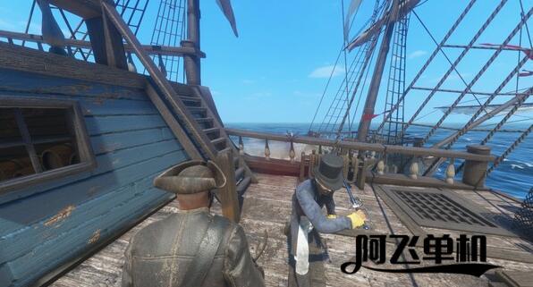 Steam 限时特惠 海盗游戏《黑色艉流》限时一折优惠仅售6元