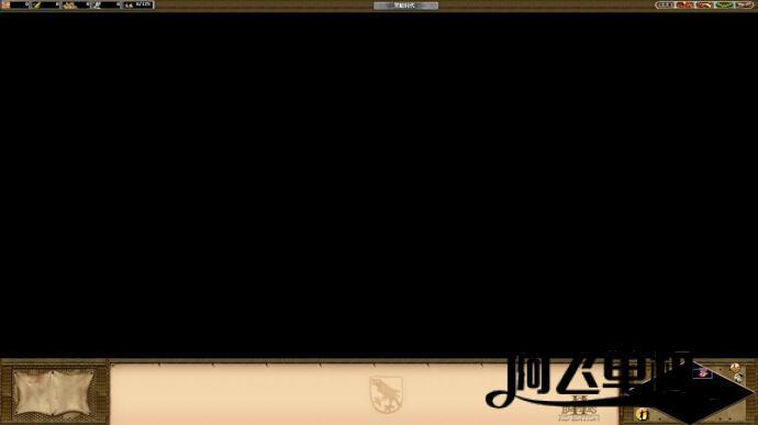 帝国时代2高清版游戏场景地图黑屏解决方法